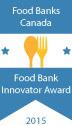 Food Banks Canada Innovator Award