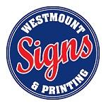 Westmount Signs logo