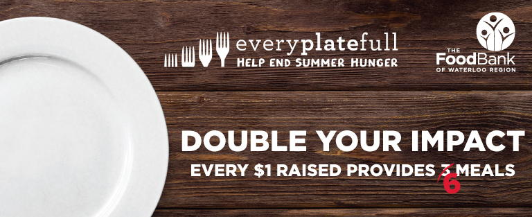 Every Plate Full Double Your Donation