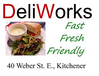 Deli Works Logo