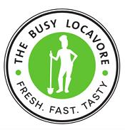 The Busy Locavore logo