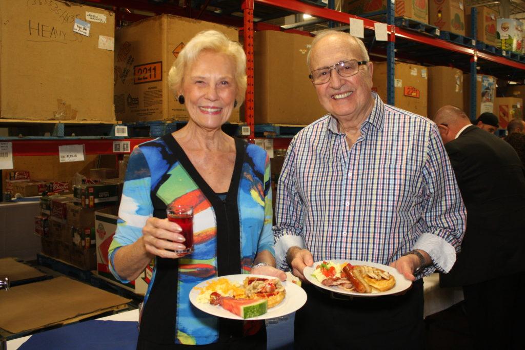 Miriam Radley and Ron Radley