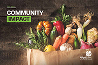 The Food Bank Annual Report 2017-18