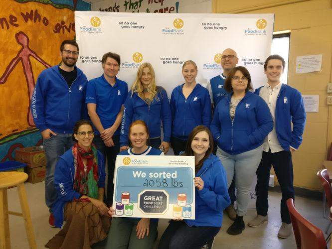 Great Food Sort Challenge 2018 Athena Team