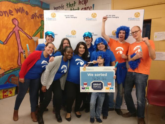 Great Food Sort Challenge 2018 Swift Labs Team