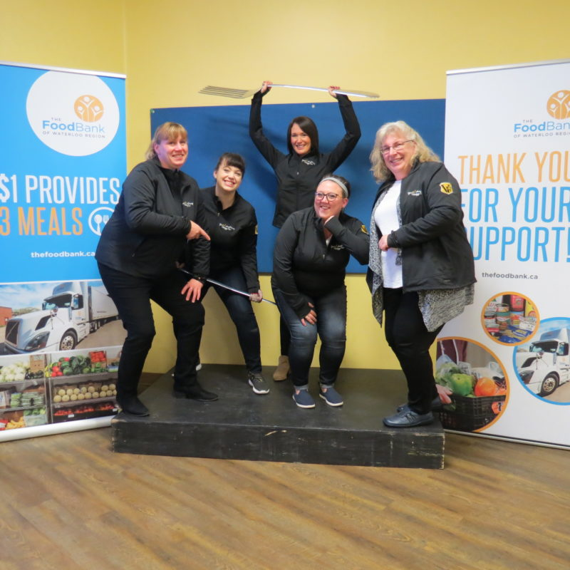 Great Food Sort Challenge 2018 Valko Team