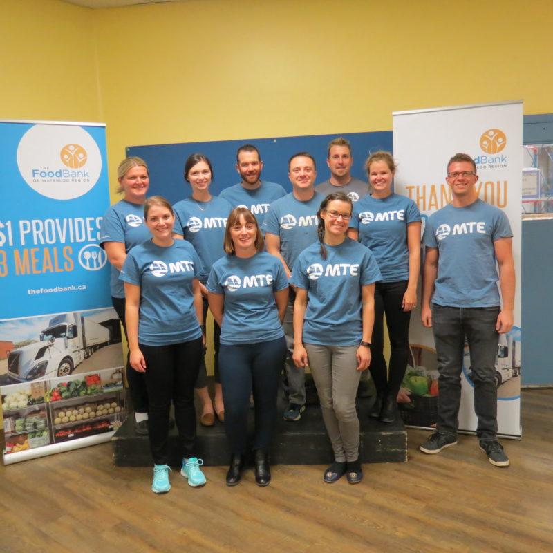 Great Food Sort Challenge 2018 MTE Team