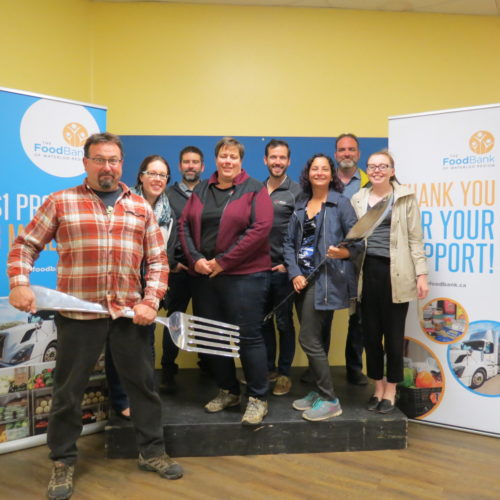 Great Food Sort Challenge 2018 Brock Solutions Project Team