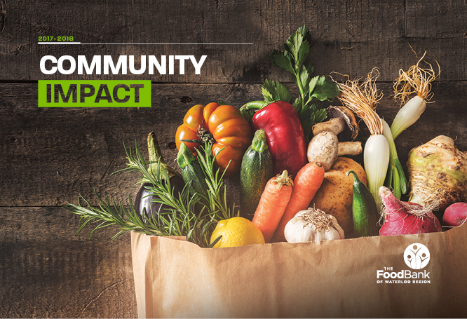 2017-2018 Community Impact Report Cover