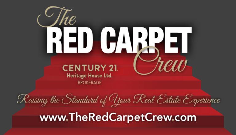 The Red Carpet Crew Logo